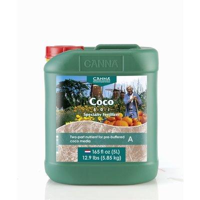 Indoor Gardening Canna Coco A