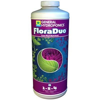 Indoor Gardening Flora Duo B 1-5-4