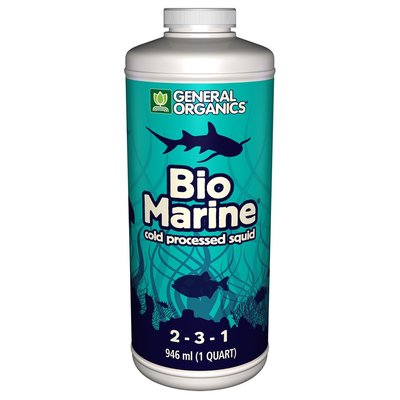 Indoor Gardening Bio Marine Cold Processed Fish 2-3-1