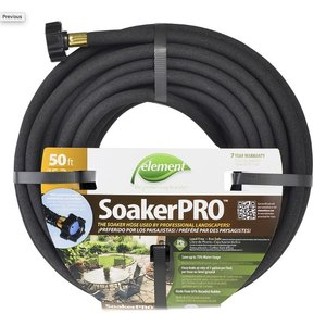 Watering Accessories Element SoakerPro Hose 3/8 inch - 50 feet