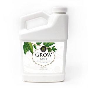 Organic Gardening Age Old Grow