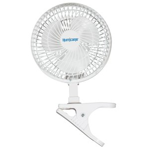 Ventilation and Air Purification Hurricane 6 inch Clip Fan