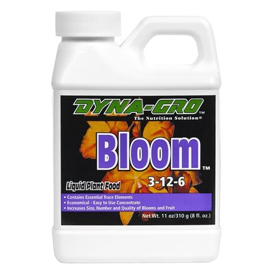 Indoor Gardening Liquid Bloom 3-12-6