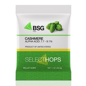 Beer and Wine Cashmere Hop Pellets - 1 oz