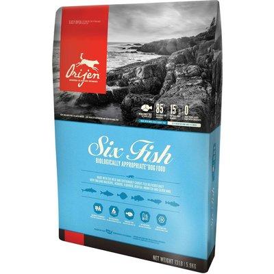Urban DIY Orijen Six Fish Dry Dog Food -  4.5 lbs