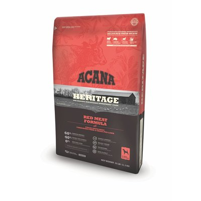 Urban DIY ACANA Heritage Red Meats -  25 lbs
