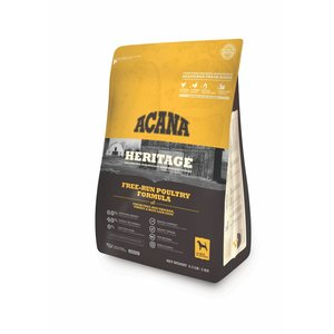 Urban DIY ACANA Heritage Free Run Poultry Dry Dog Food -  4.5 lbs