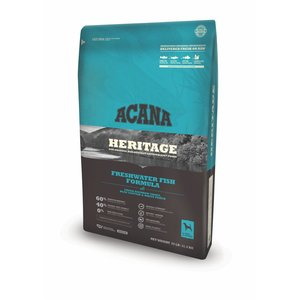 Urban DIY ACANA Heritage Freshwater Fish Dry Dog Food -  25 lbs