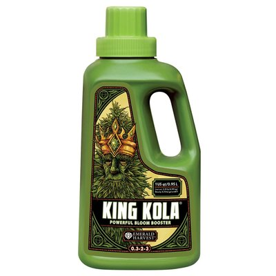 Indoor Gardening Emerald Harvest King Kola - 1 Quart