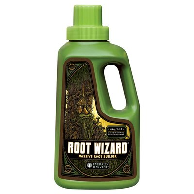 Indoor Gardening Emerald Harvest Root Wizard - 1 Quart