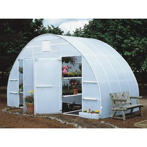Outdoor Gardening Solexx Conservatory Greenhouse - 3.5mm