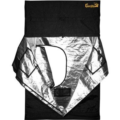 Indoor Gardening Gorilla Grow Tent - Shorty 5' x 5'
