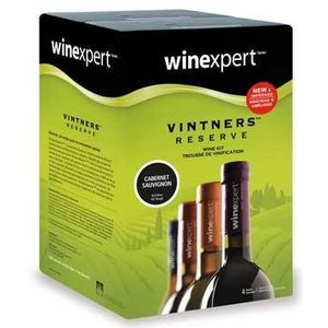 Beer and Wine Vintners Reserve Mezza Luna Red Wine Kit - 10 L
