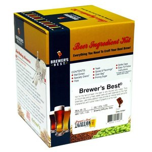 Beer and Wine Mosaic IPA Kit - 1 gallon