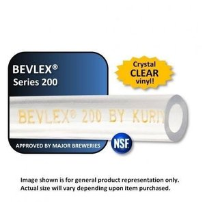 Beer and Wine Bevlex PVC Beverage Tubing - 5/16 ID x 9/16 OD