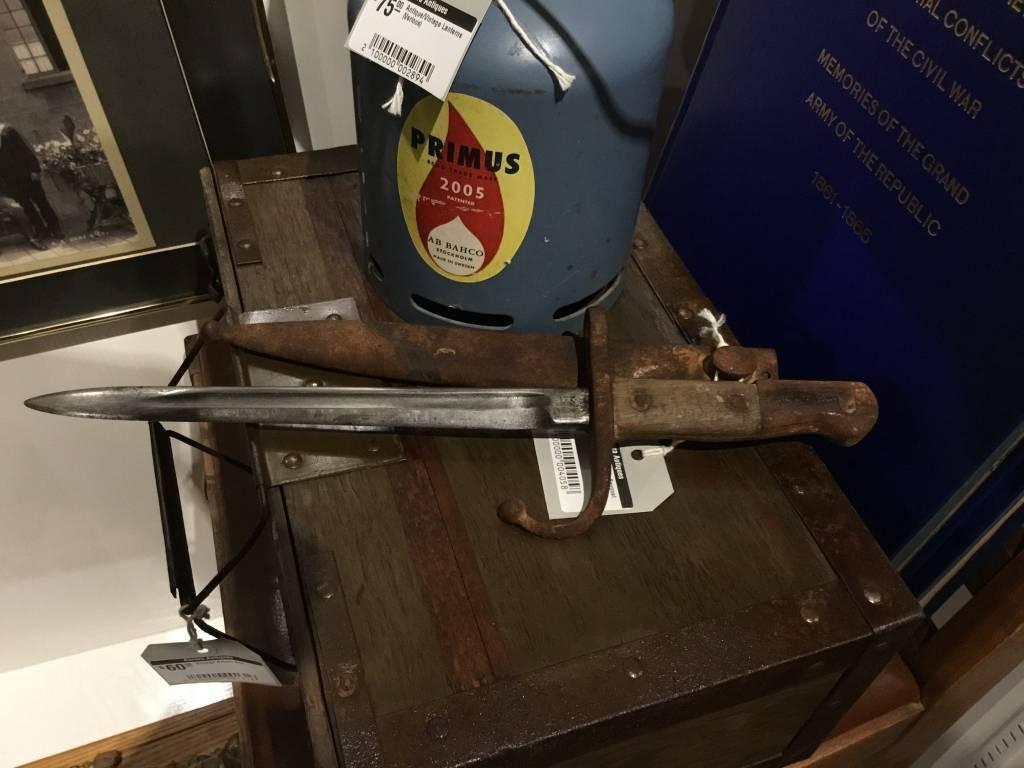 M1903 Turkish Bayonet - Shortened