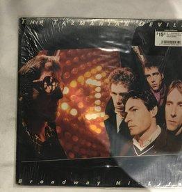 LP - Broadway Hi-life - The Tazmanian Devils - Factory Sealed