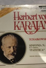 LP - Tchaikovsky - Herbert von Karajan - Factory Sealed