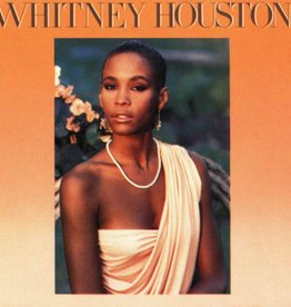 LP - Untitled - Whitney Houstan - Original Pressing