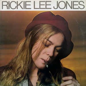 LP - Untitled - Rickie Lee Jones - Original Pressing