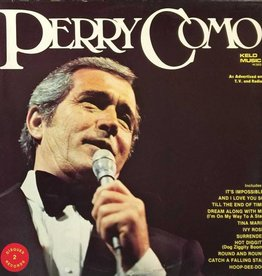 LP - Untitled - Perry Como - Original Pressing - Incl 2 Records