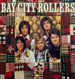 LP - Untitled - Bay City Rollers - Original Pressing