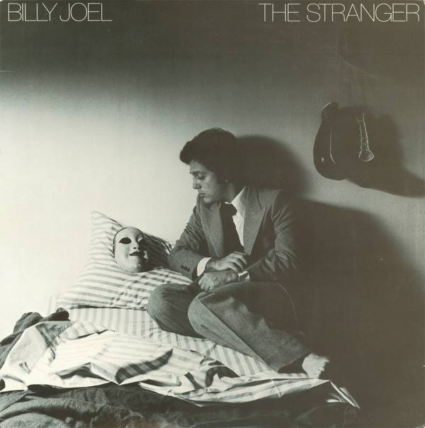 LP - The Stranger - Billy Joel - Original Pressing