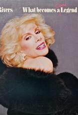 LP - What becomes a Legend most? - Joan Rivers - Original Pressing