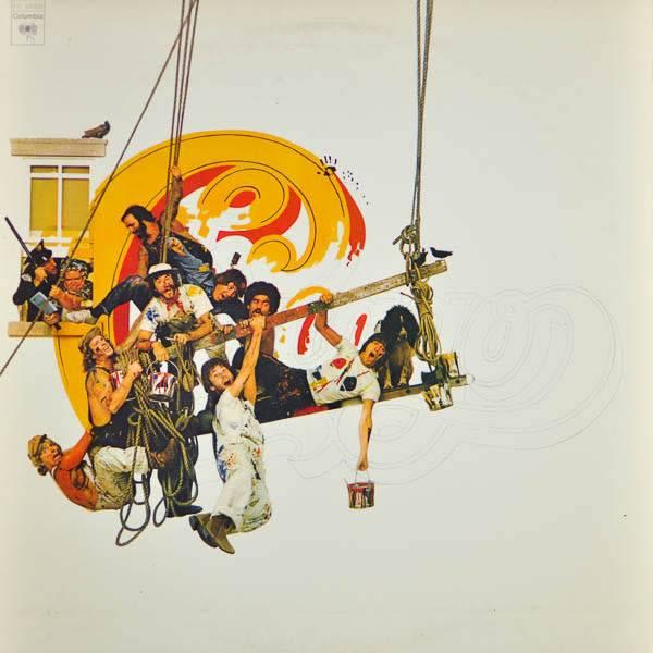 LP - Greatest Hits - Chicago - Original Pressing