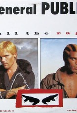 LP - All The Rage - General Public - Original Pressing