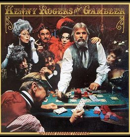 LP - The Gambler - Kenny Rogers - Original Pressing