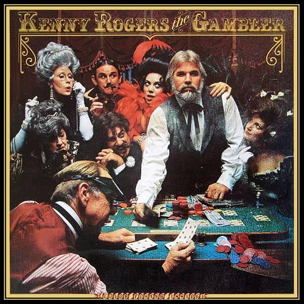LP - The Gambler - Kenny Rogers - Original Pressing