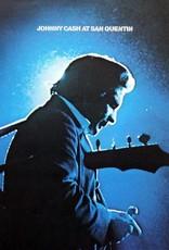 LP - Johnny Cash At San Quentin - Original Pressing