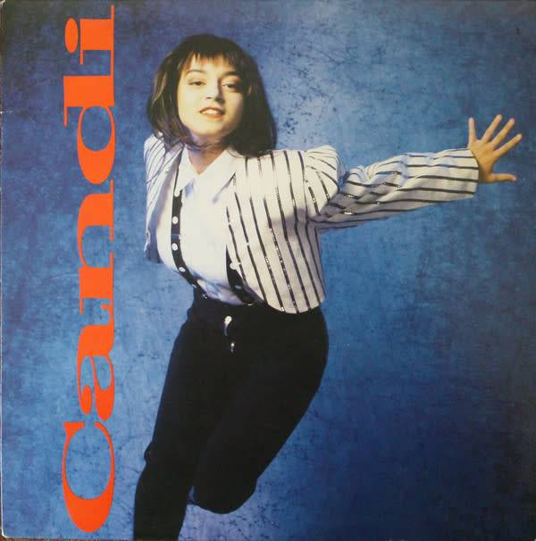 LP - Candi - Original Pressing - Canadian Dance Artist