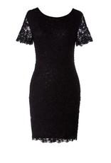 Beaded Lace Dress