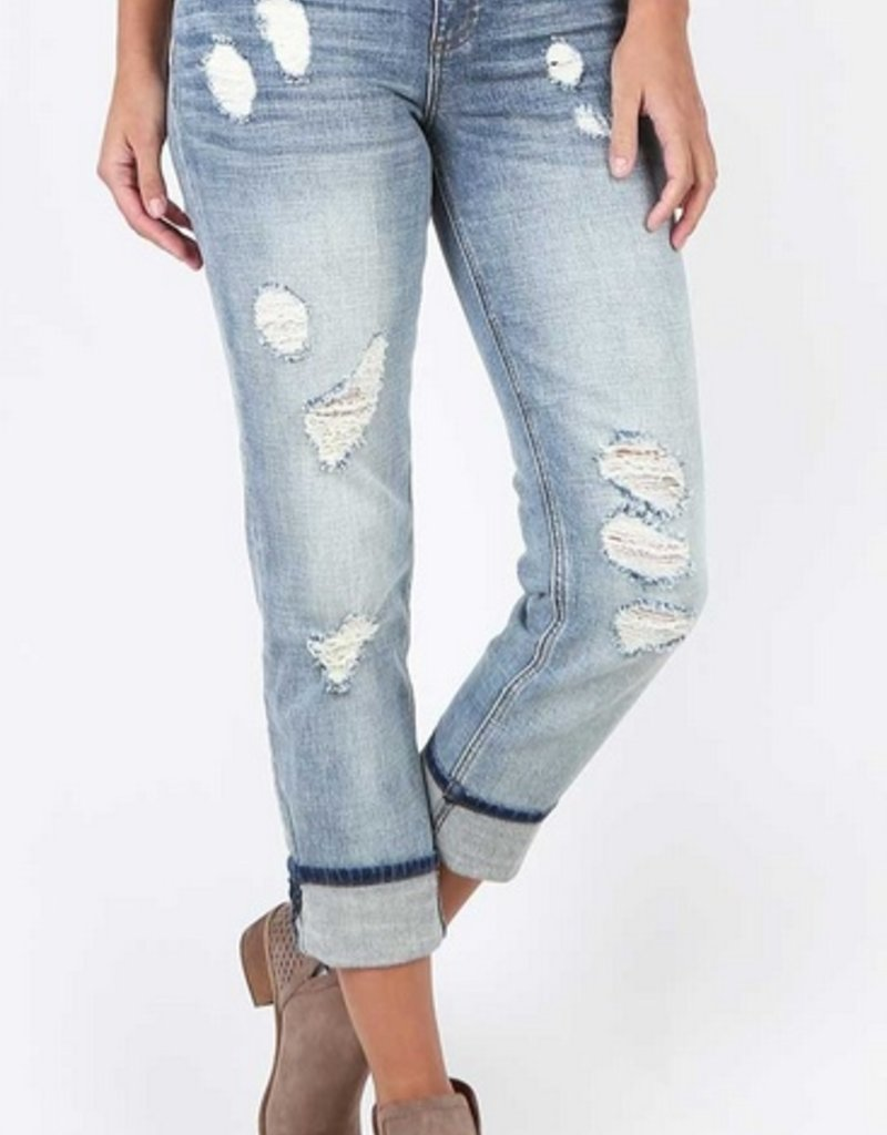 Catherine Boyfriend Distressed
