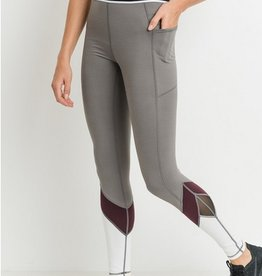 Colorblock Pocket Legging
