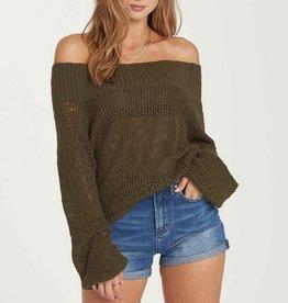 Billabong Rolled Up Sweater