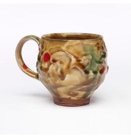 Ursula Hargens Cup, form by Ursula Hargens, glaze by Lisa Orr