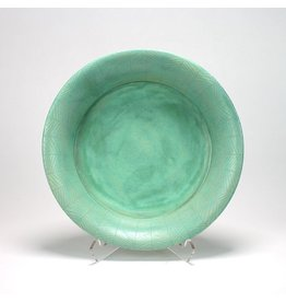 Ursula Hargens Platter, form by Ursula Hargens, glaze by Joe Pintz