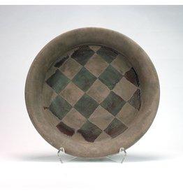 Ursula Hargens Platter, form by Ursula Hargens, glaze by Marc Digeros