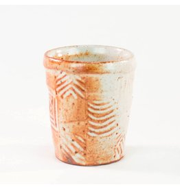 Peter Jadoonath Carved Cup