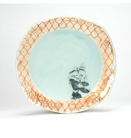 Megan Mitchell Low Bowl