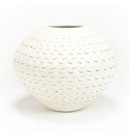 Michael Wisner White River Vase