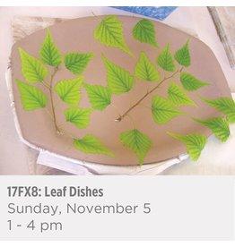 NCC Leaf Dishes