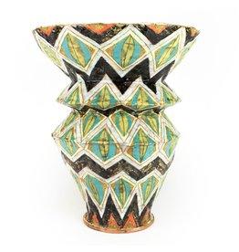 Zig Zag Vase