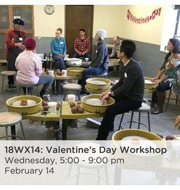 NCC 14th Annual Valentine's Day Workshop