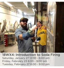 NCC Introduction to Soda Firing