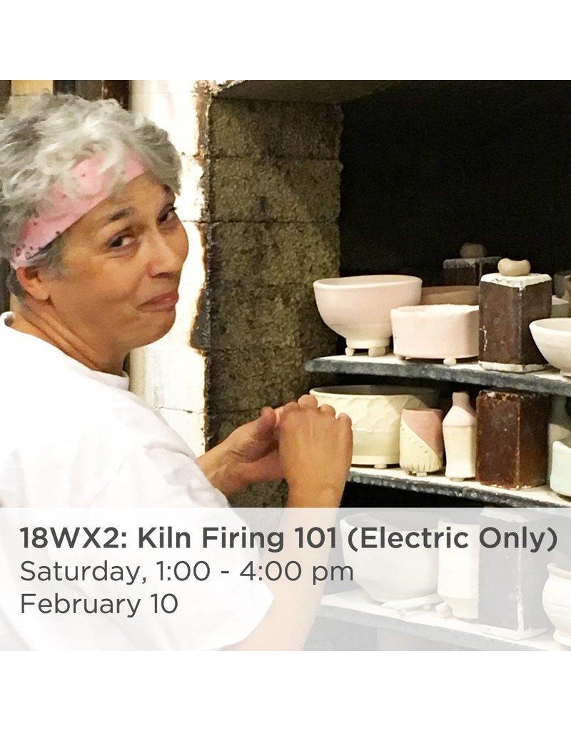 NCC The Hot Seat - Kiln Firing 101 (Electric Kiln Only)