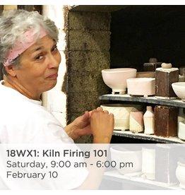 NCC The Hot Seat - Kiln Firing 101